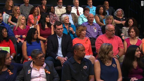Brooke Baldwin hosts a town hall with gun violence survivors.