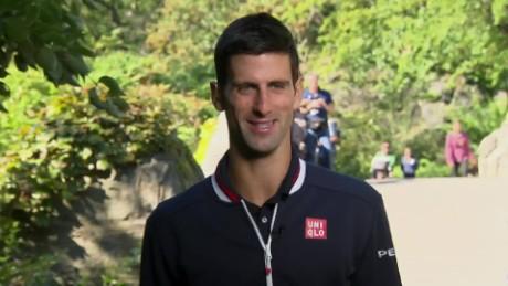 Novak Djokovic CNN Looklive_00000000