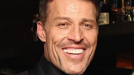 Tony Robbins hot coal walk injures dozens, authorities say