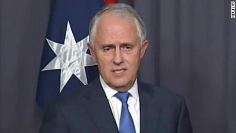 australia turnbull new pm holmes pkg_00005525