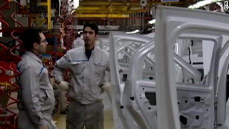 iran economic optimism pleitgen pkg_00005730