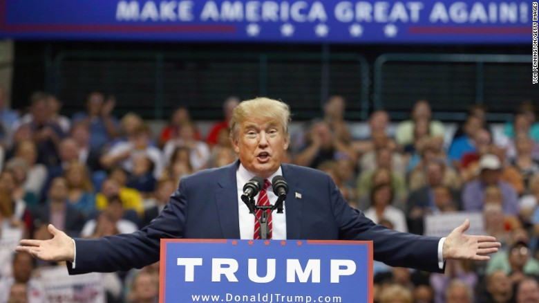 What do Evangelical voters think of Donald Trump?