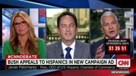 Jeb Bush speaks Spanish in new ad_00041005