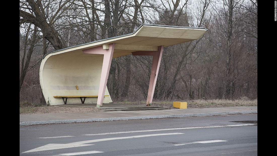 The Amazing World Of Soviet Bus Shelters Cnn Com