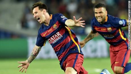 Usain Bolt, Fernando Alonso, Roger Federer and Steven Gerrard on what makes Lionel Messi special.