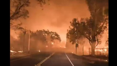 cnnee vo driving california valley fire _00000221
