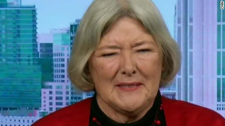 patricia schroeder CNN debate interview Camerota Newday _00024707