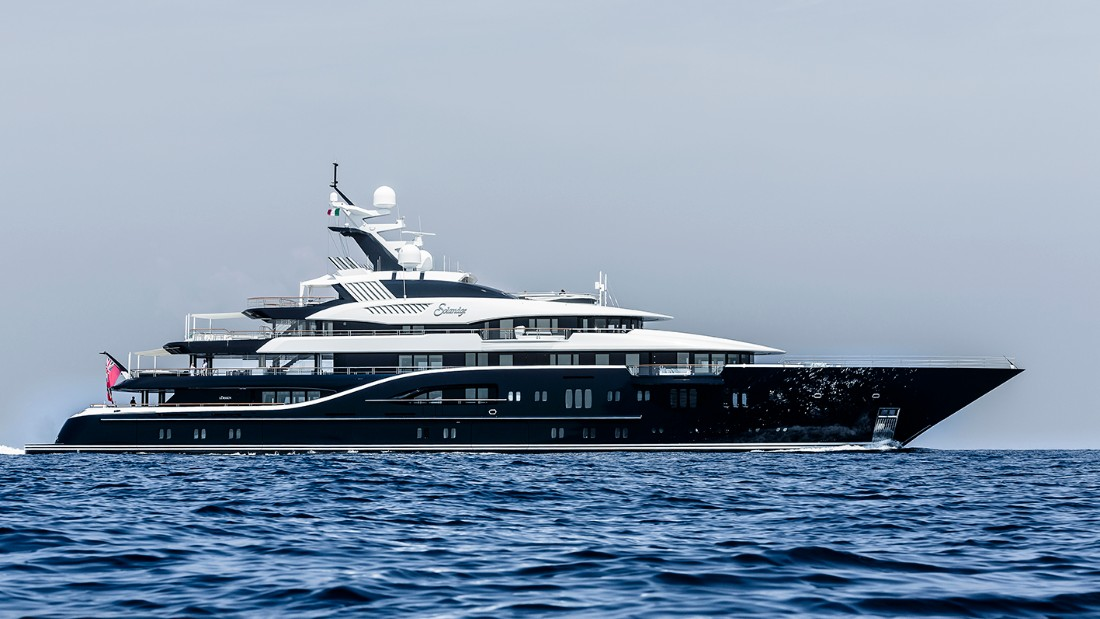 The Top 10 Super Yachts And Their Stats Info Carnivore