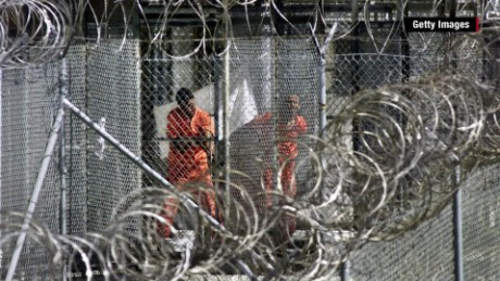 Why Guantanamo Bay is still open