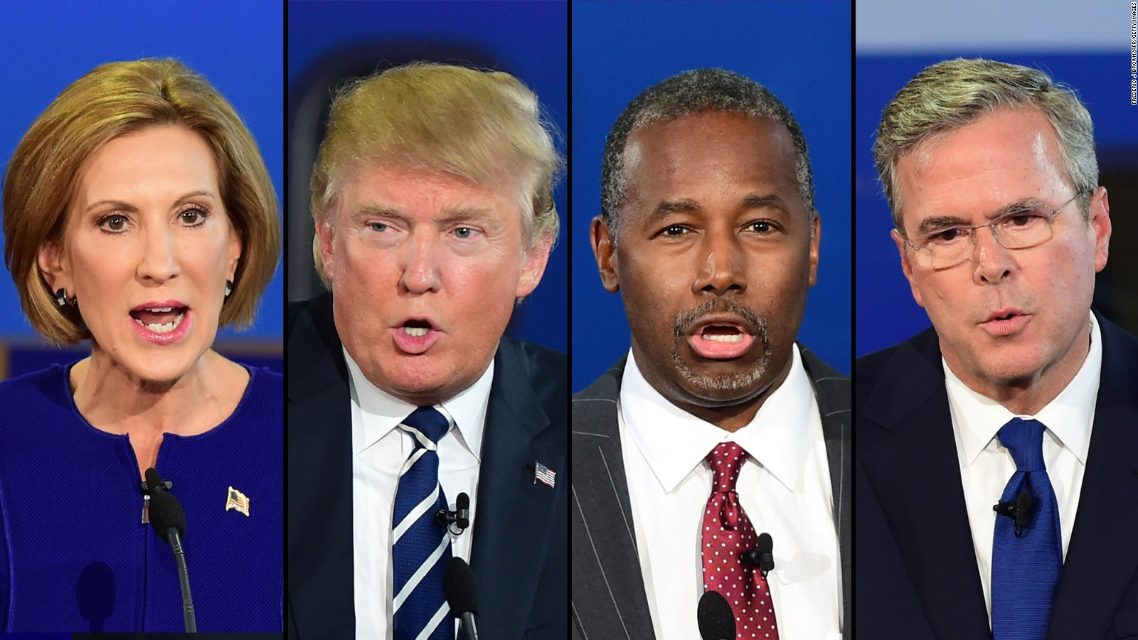 Must Watch Moments From The CNBC Republican Debate