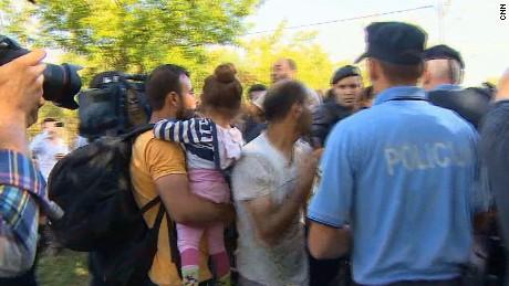Croatia new wave of migrants Watson LOK_00000000