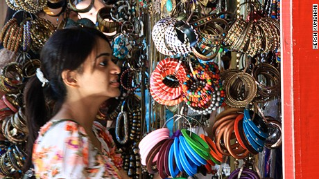 You won't want to look at another bangle again after a trip along Colaba Causeway.