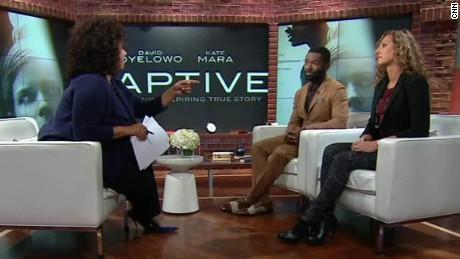 Captive David Oyelowo interview Pereira Newday _00013728