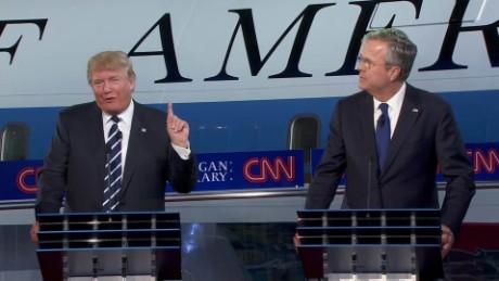 Did Trump once press Bush for Florida casinos?
