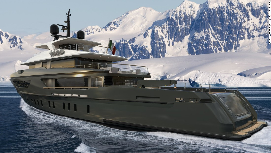 Photos billionaires with bling why no superyacht is complete without