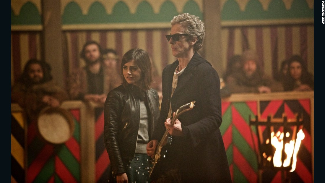 "On November 23, 1963, ""Doctor Who"" was first broadcast on the BBC. Today, it remains a cult favorite among science-fiction fans young and old. Peter Capaldi (pictured with Jenna Coleman) took over as the Twelfth Doctor in 2014. Click through the gallery to see the men who have played the title character."