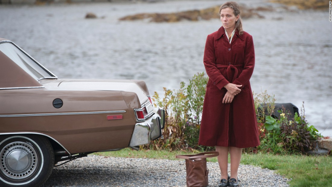 """<strong>Outstanding Limited Series:</strong> """"Olive Kitteridge"""""""