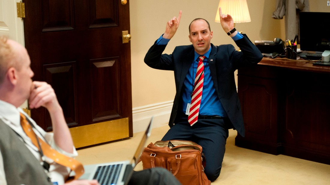 """<strong>Outstanding Supporting Actor in a Comedy Series:</strong> Tony Hale, """"Veep"""""""