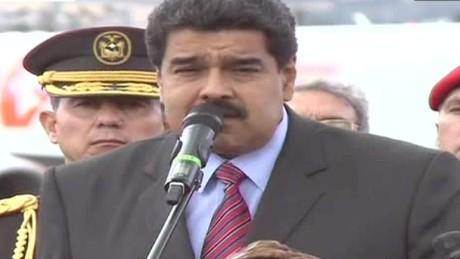cnnee brk maduro arrive to ecuador speak colombia border _00061029