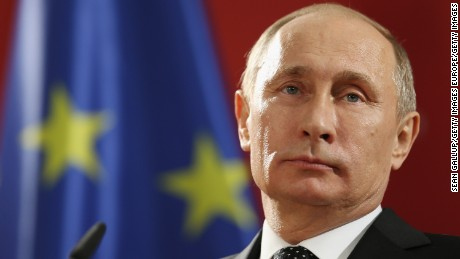 Will Putin go after terrorists in Egypt?