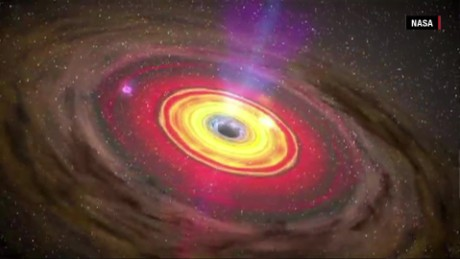 Black holes heading for 'massive collision' Rachel Crane nasa orig_00000000.jpg