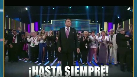 cnnee show don francisco goodbye_00061316