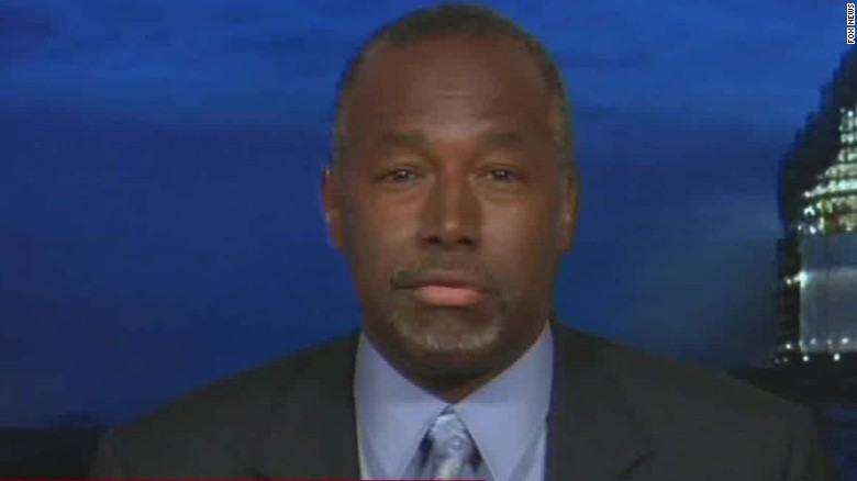 ben carson muslim president comments zeleny sot newday_00004809
