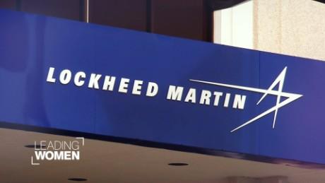 CNN Leading Women - Marillyn Hewson -Sept 2015 Trailer_00001420