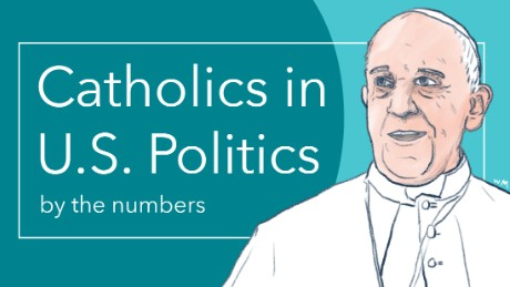 Catholics in politics, by the numbers
