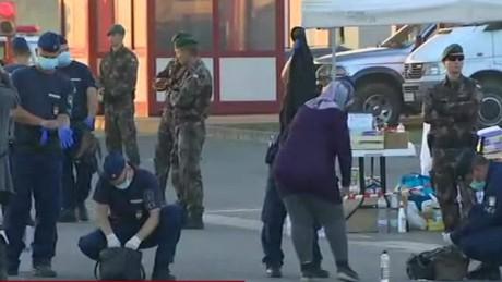 migrants hungary croatia border lkl wedeman_00003427