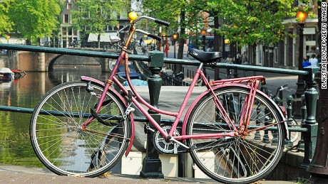 Bikes and canals and a sense of calm make for the best of Amsterdam.
