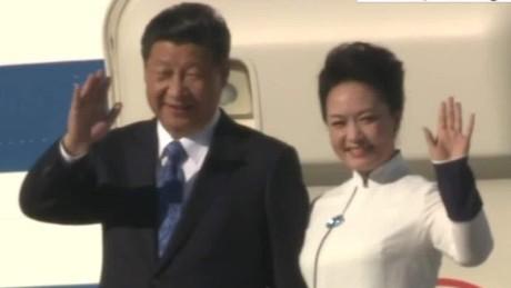 china xi first US visit lklv jiang_00005425