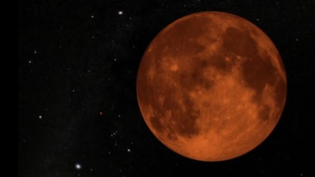Supermoon makes for extra special lunar eclipse