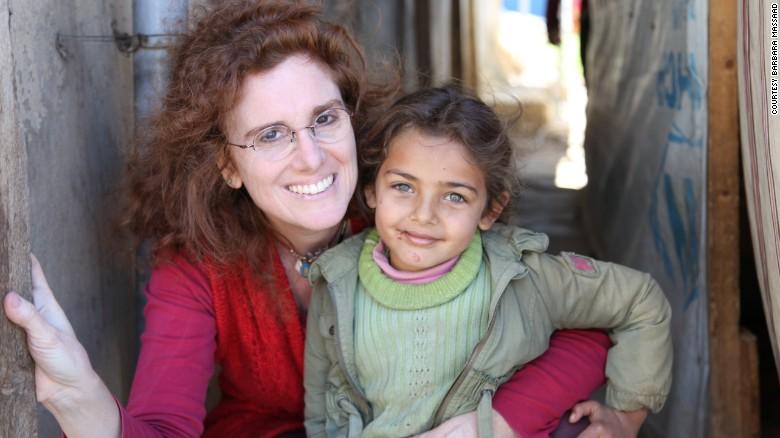 Barbara Massaad: A recipe for Syria refugee relief