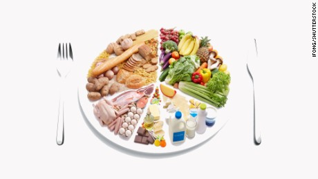 Three ways to eat healthy from the new U.S. dietary guidelines