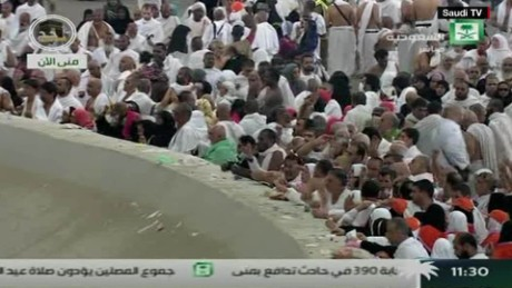 Stampede kills 310 people at Hajj pilgrimage near Mecca
