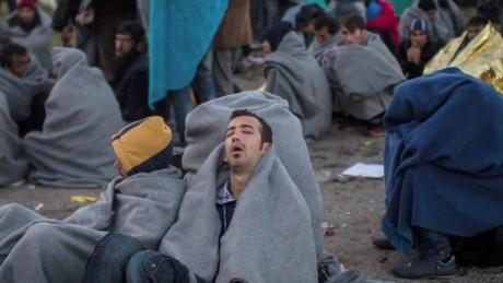 muhannad hadi interview EU struggling syrian refugees_00014003
