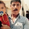 Yazidi Kid Basman and Haidar - 1