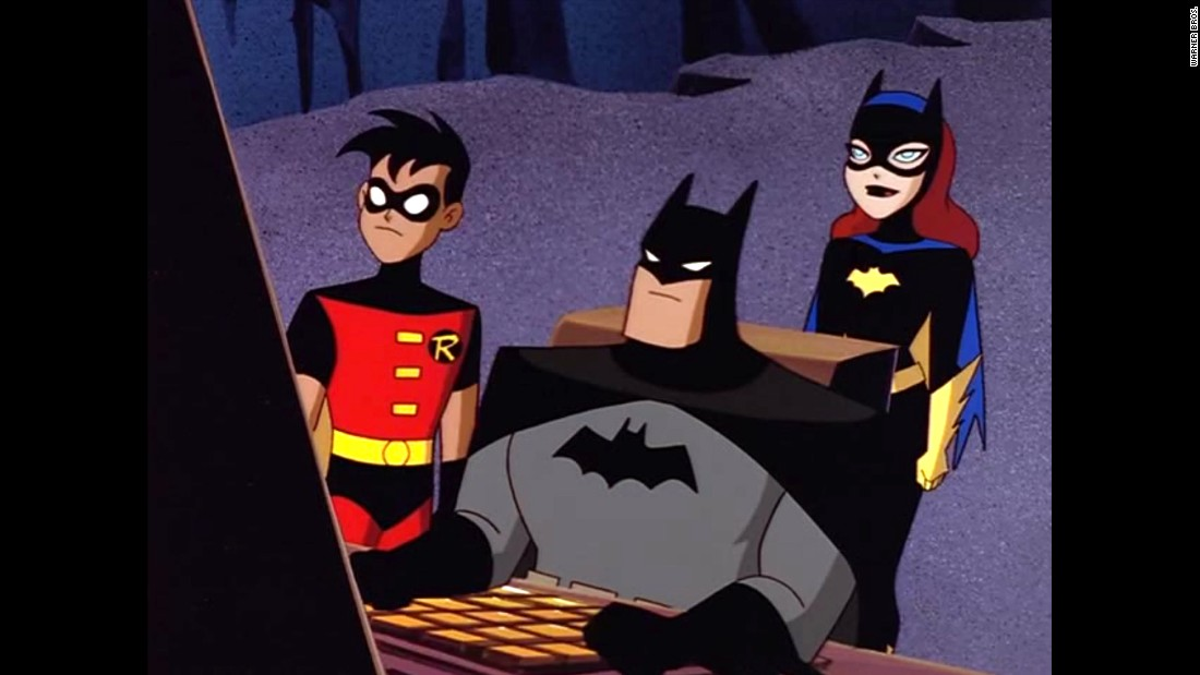 Fox premiered  ampquotBatman Young Justice Batman And Nightwing
