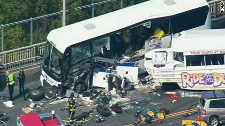Four international students dead as bus, duck tour vehicle collide in Seattle
