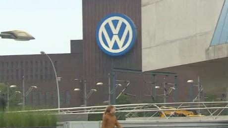 New head of VW named shubert biz view_00013306