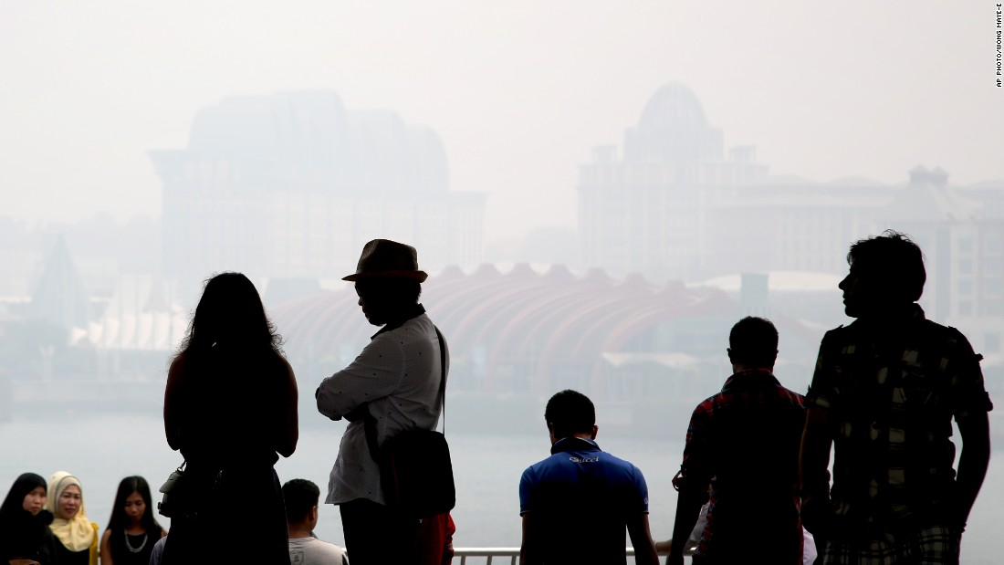 Indonesia begins evacuation of infants from haze-affected regions...