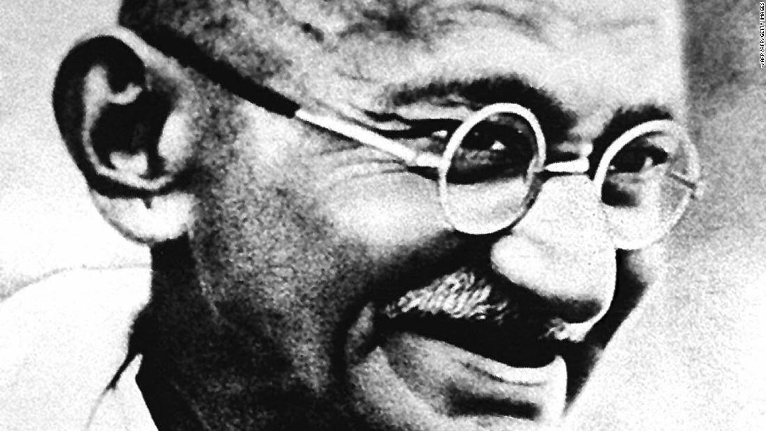 george orwell essay gandhi An excerpt from orwell's reflections on gandhi an excerpt from orwell's reflections on gandhi george orwell on gandhi & sainthood carlos barrera.