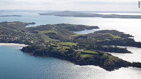 "Waiheke has become known as New Zealand's ""island of wine."""