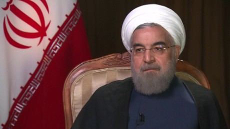 GOP opponents of nuclear deal couldn't find Iran on a map, says Rouhani