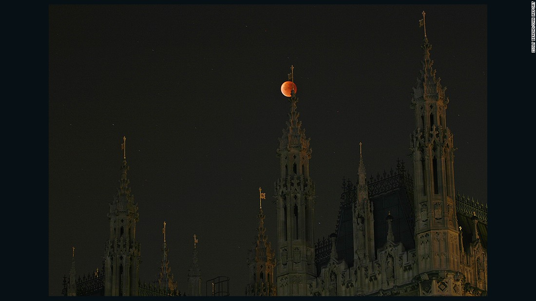 "<a href=""http://ireport.cnn.com/docs/DOC-1273209"">Zsolt Berend </a>stayed up late to watch the eclipse in Westminster. He says the event started around 2:00 a.m. in his area and lasted for about two hours."