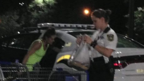 Officers Help Mother Good Stuff NewDay_00002920