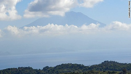 Mount Agung gets you closer to the gods.