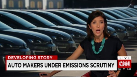 exp Jim Holder, editorial director What Car?, discusses emissions testing in the auto industry.  _00002001