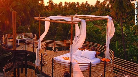 "Bangkok Treehouse's ""View with a Room."""